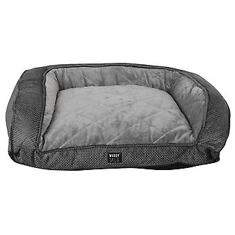 Waggy Cozi Pet Canapea Pat Câini Pisici Soft Sleeping Home Animal Bedding
