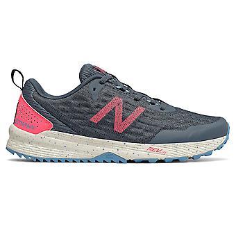 New Balance Nitrel v3 Womens Trail Running Fitness Trainer Shoe Grey/Pink