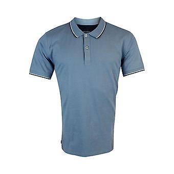 Paul Hunter 1005P Blue Shadow Polo Shirt