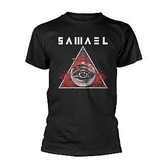 Samael Hegemony camiseta oficial camiseta hombres unisex