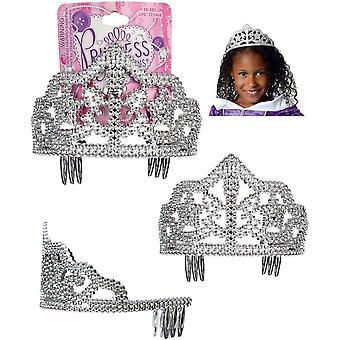 Princess Crown Silver