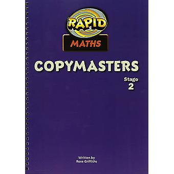 Rapid Maths - Estágio 2 Photocopy Masters por Rose Griffiths - 9780435912