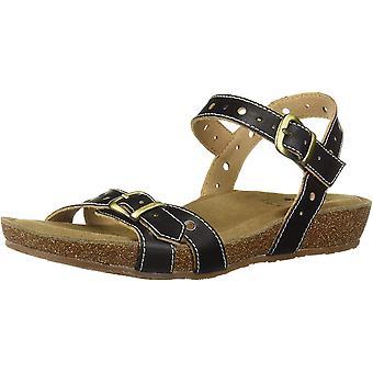 L'Artiste by Spring Step Women's Technic Flat Sandal
