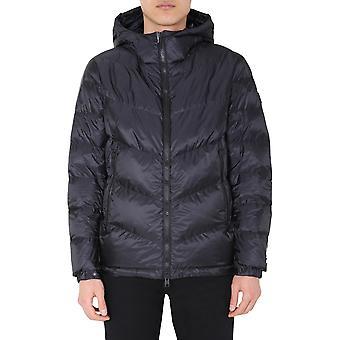 Woolrich Woou0178mrut1285100 Heren's Zwart Nylon Down Jacket