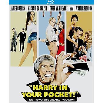 Harry in uw zak [BLU-RAY] USA import