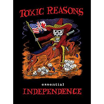 Toxic Reasons - Essential Independence [CD] USA import
