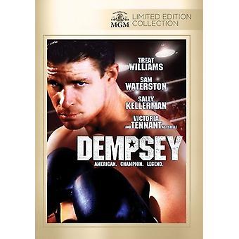 Importazione USA Dempsey [DVD]