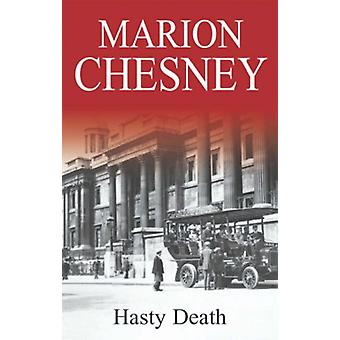 Hasty Death by Marion Chesney - 9780727875914 Book