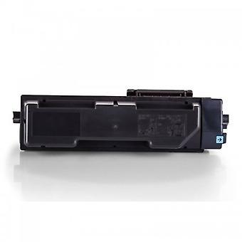 RudyTwos erstatning for Kyocera TK-1160 tonerkassetten svart kompatibel med ECOSYS P2040dn, P2040dw