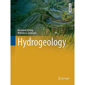 Hydrogeology by Holting & BernwardColdewey & Wilhelm G.