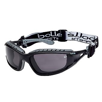Bolle Safety Tracker Safety Goggles Vented Smoke BOLTRACPSF