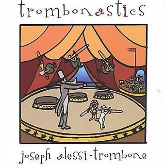 Joseph Alessi - Trombonastics [CD] USA import