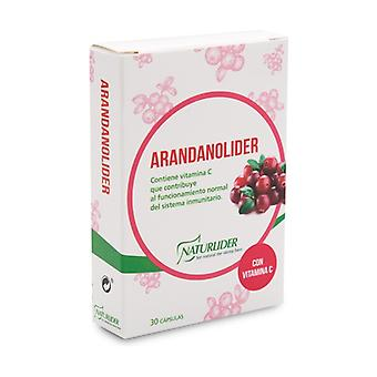 American Red Cranberry 30 capsules