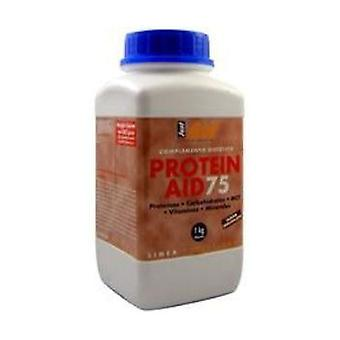 Protein Aid 75 Chocolate 1 kg of powder (Chocolate)