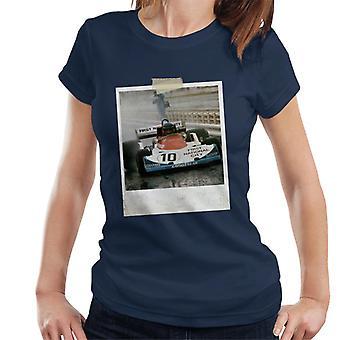 Motorsport kuvia Ronnie Peterson Ford 1976 Monza naisten ' s T-paita
