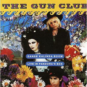 Gun Club - Danse Kalinda Boom [CD] USA import