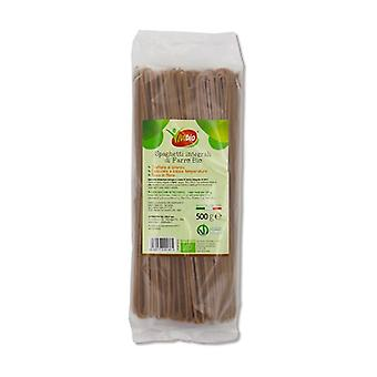 Volkoren gespeld spaghetti 500 g