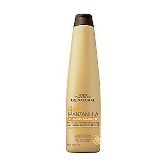 GOLD MANZANILLA Shampoo Aclarante 350 ml