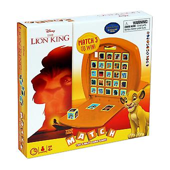 Lion King Top Trumps Match - The Crazy Cube Game