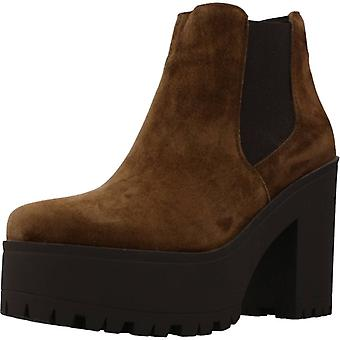 Alpe Booties 3203 11 Farbe Arabica