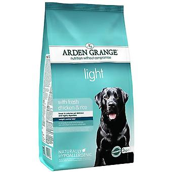 Arden Grange Adult Dog Light - 2kg