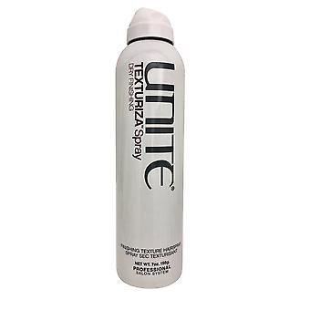 Unite Texturiza Spray Dry Finishing Texture Hairspray 7 OZ