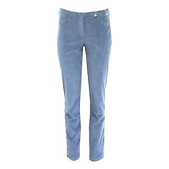 ROBELL Robell Light Blue Trouser Bella 52457 54363 93