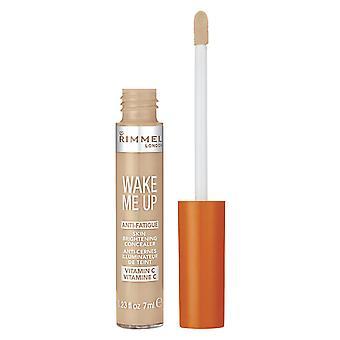 Rimmel Wake Me Up Skin Lysere Anti-Træthed Concealer, 7 ml