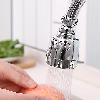 Roestvrijstalen kraan spray, Extender Water-saving Filter Nozzle