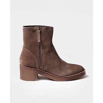 Toni Pons - Ankle boot for women made of suede - PRATO-SY