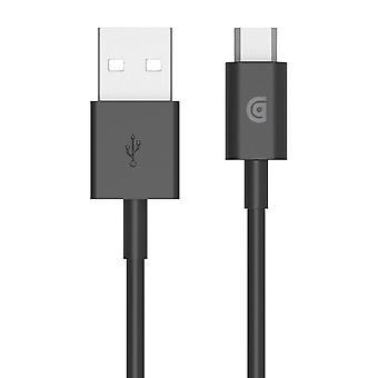 Griffin Charge/Sync Micro-USB Kabel 1M - Zwart
