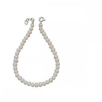 Beginnings Sterling Silver Pearl Bracelet B4681W