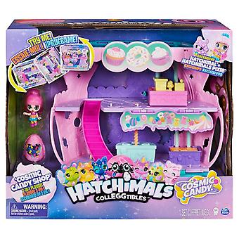 Hatchimals Colleggtibles Cosmic Candyshop 2-in-1 Playset