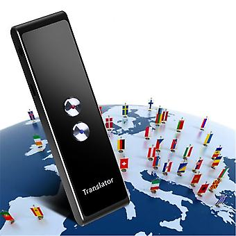 Portable Smart Real Time Intercom-3 In 1 Voice / Text Translator