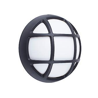 Byron Round LED Bulkhead 4 Watt 270 Lumen BYRGOL004HB