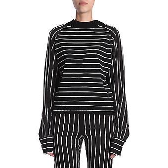 Haider Ackermann 1836603261098 Women's Black Wool Sweater