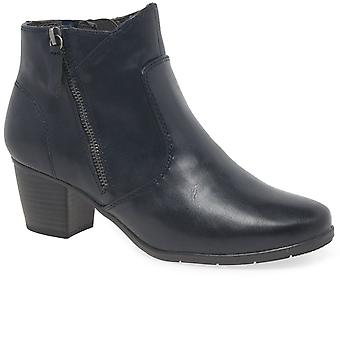لينة الخط (جانا) غيتر المرأة أحذية الكاحل