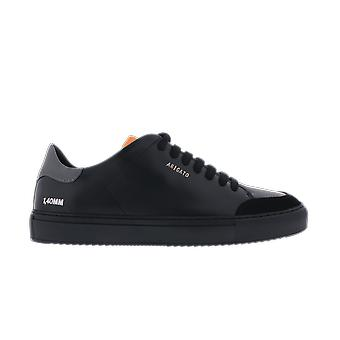 Axel Arigato Clean  Triple Black 28598//ORNG shoe