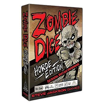 Zombie Dice Horde Edition Board Game