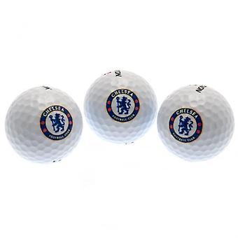 Chelsea Golf Ball Tube