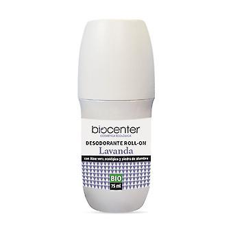 Bio Lavender roll-on deodorant 75 ml