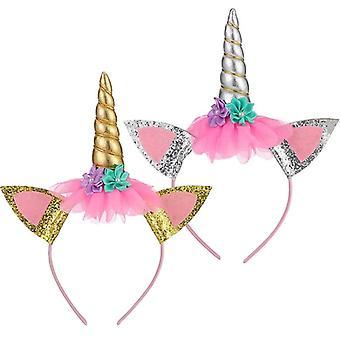 Cartoon - Unicorn Headband