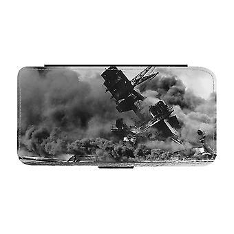 Pearl Harbor iPhone 12 Mini Plånboksfodral