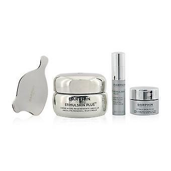 Stimulskin Plus Meraviglie Botaniche Set: Renewal Rich Cream 50ml+ Reshaping Divine Serum 4ml+ Eye Cream 5ml+ Massage Ap