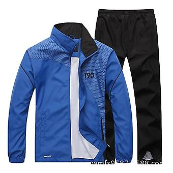 Men Sports Suits Loose Tracksuits, Spring / Autumn Fitness Running Suits Set