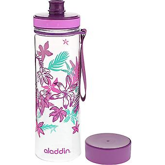 Aladdin Aveo Wasserflasche 0.6L Lila (Grafik)