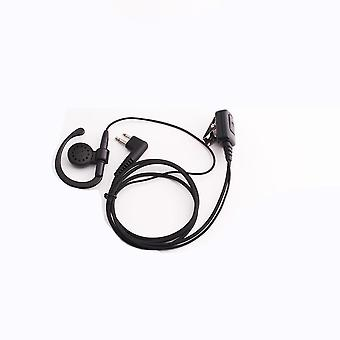 אוזניות עבור ווקי-טוקי M Head 88s Gp3688 אוזניות PTT אוזן גדולה ווים אוזניות קרן גדולה998
