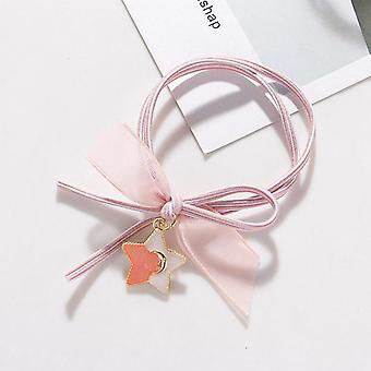 Cotton Headband/girl Baby, Elastic Knot Twist Hair Ring
