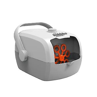 Rechargeable Electric Bubble Machine, Portable Rice Cooker, Children 's Bubble Blowing Toy, Fully Automatic