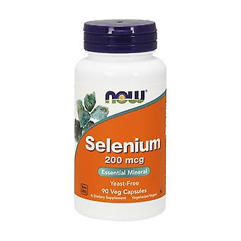 Selenium 200 mcg 90 capsules of 200mg